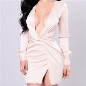 Fashion Nova Sugar Free dress